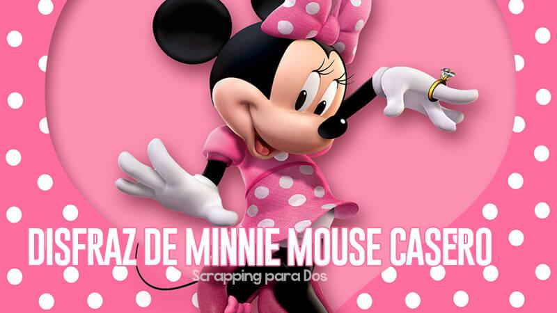 disfraz minnie mouse casero