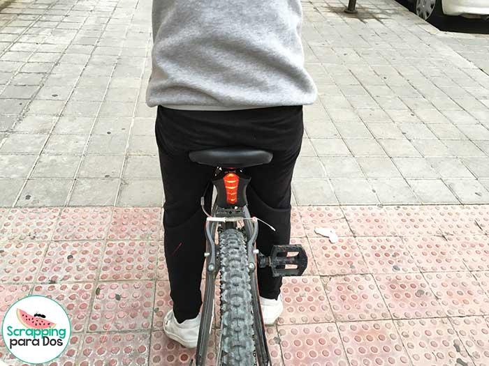 Linterna Thor Fire para Bicicleta de Niños