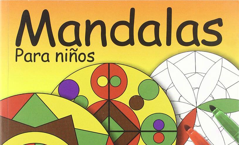 Libros De Colorear Mandalas Para Ninos