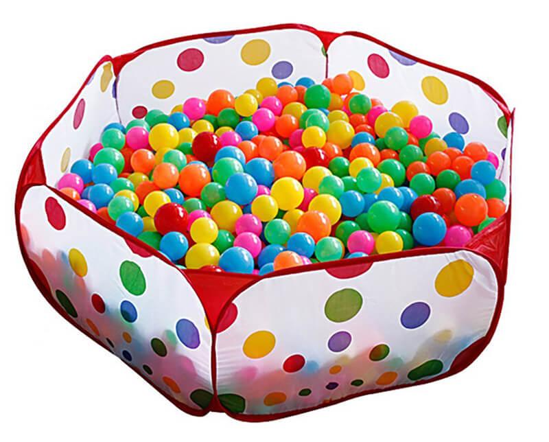 piscinas de bolas para niños