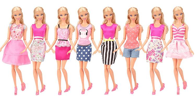 Vestidos Para Muñecas Baratos Dónde Comprarlos