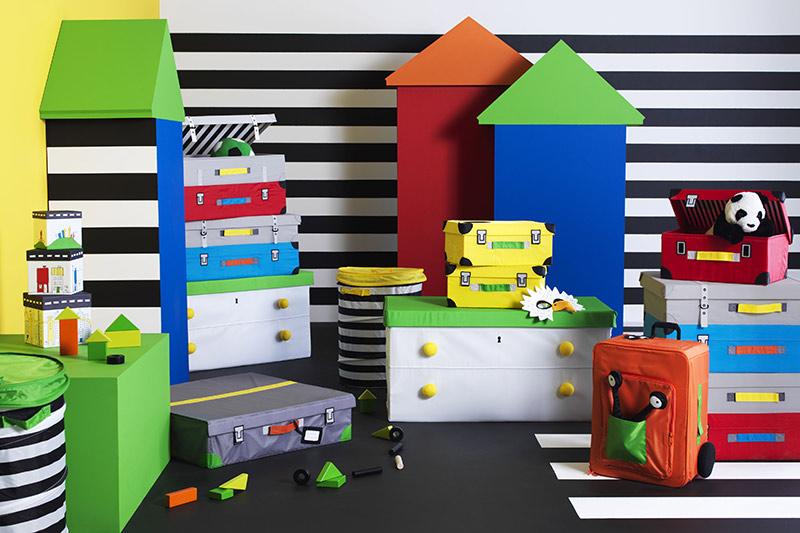 muebles para recoger de Ikea