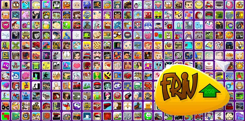 juegos de ordenador FRIV