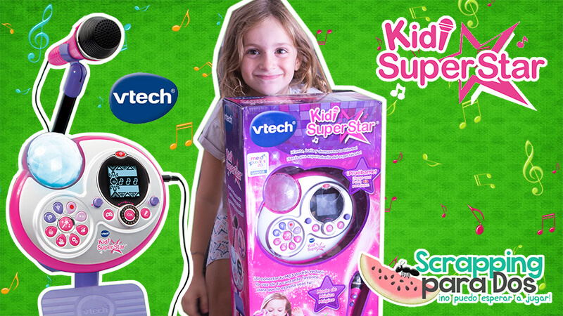 kidi superstar vtech
