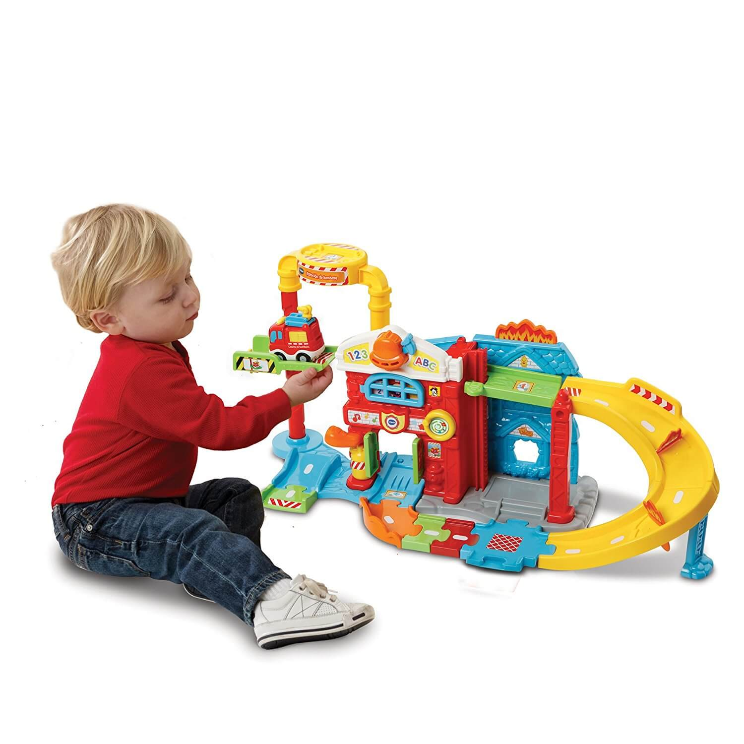TUT TUT BÓLIDOS PRESS & GO DE VTECH