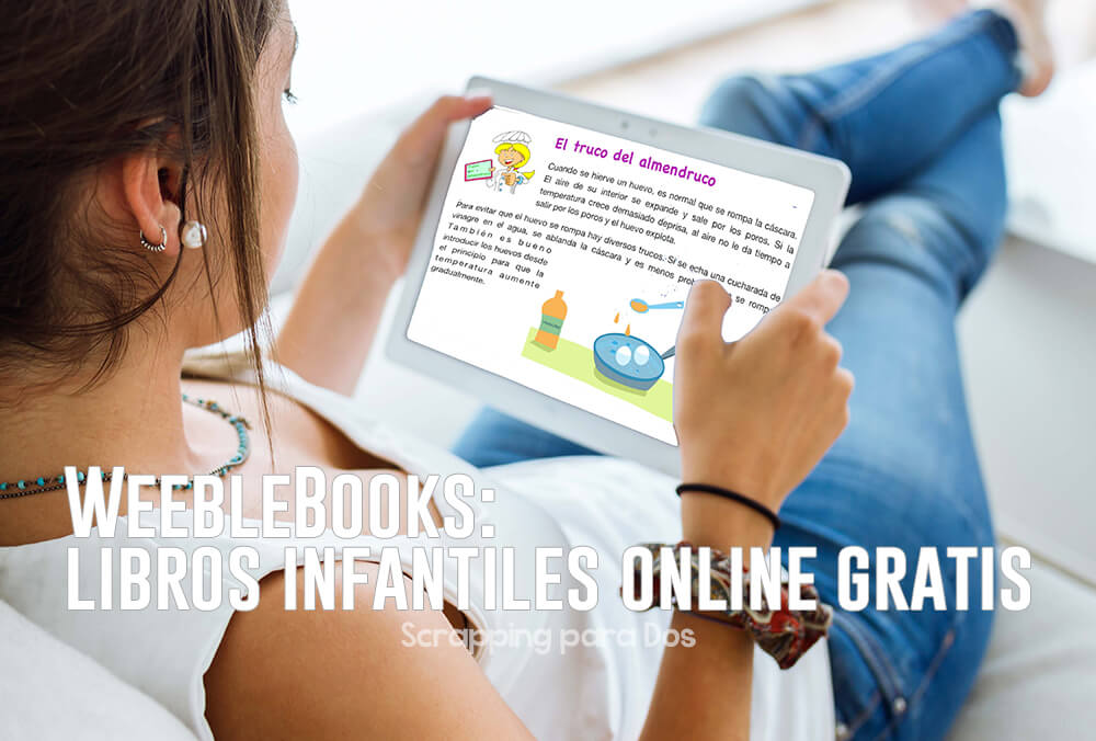 WeebleBooks, Libros Infantiles online Gratis