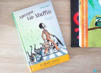 Apestoso Tío Muffin de Pedro Mañas