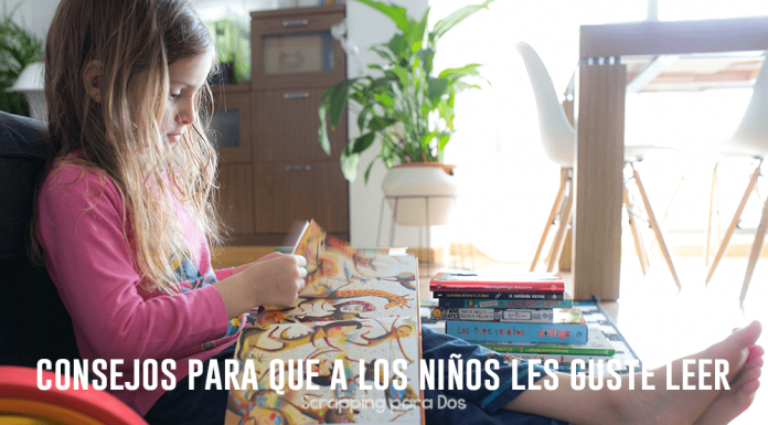 Consejos para que a los Niños les Guste Leer