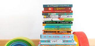lote de libros y cuentos