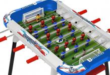 Chicos Futbolín Strategic Champion 2018
