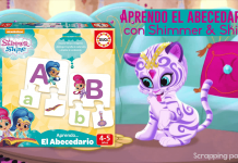 Aprendo el Abecedario con Shimmer & Shine