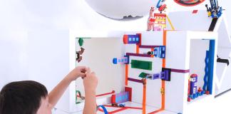 cinta adhesiva compatible con lego