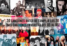 canciones favoritas del 85 al 95