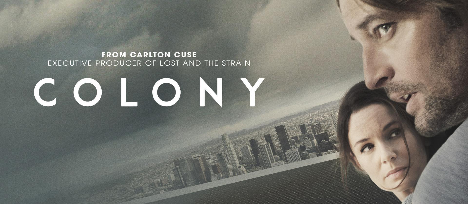 colony serie ciencia ficción