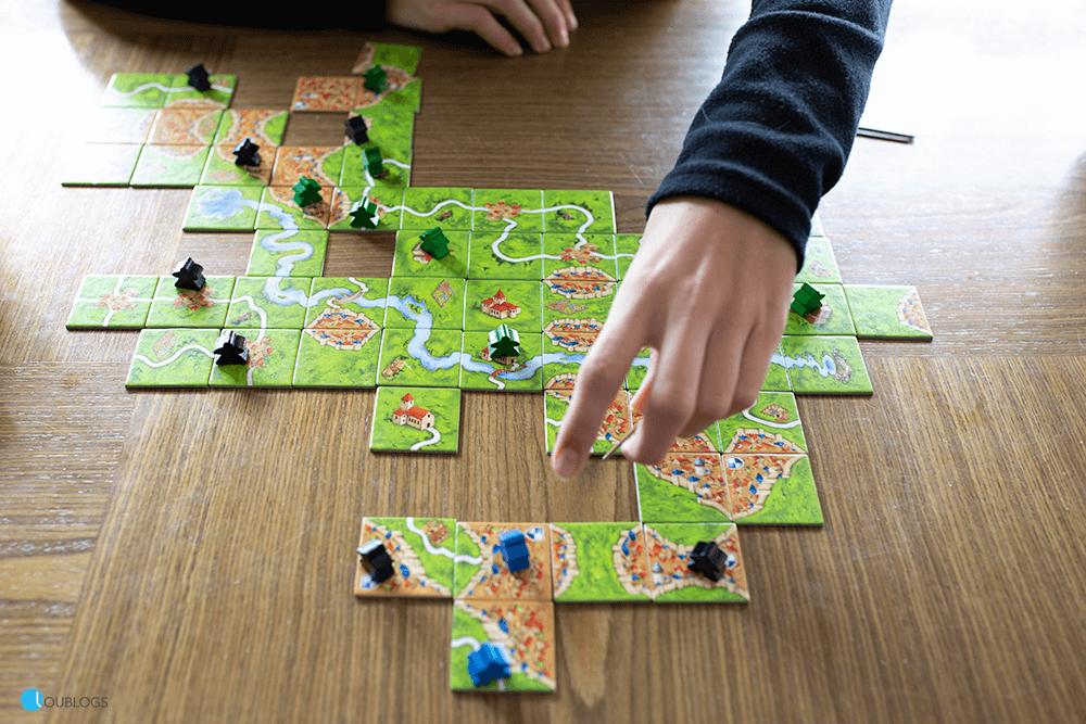 Carcassonne, juego de mesa