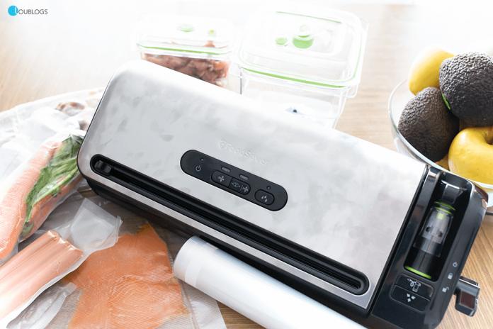 Foodsaver FFS017X: El mejor sistema de envasado al vacío