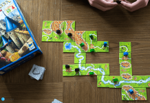 juego de mesa carcassonne