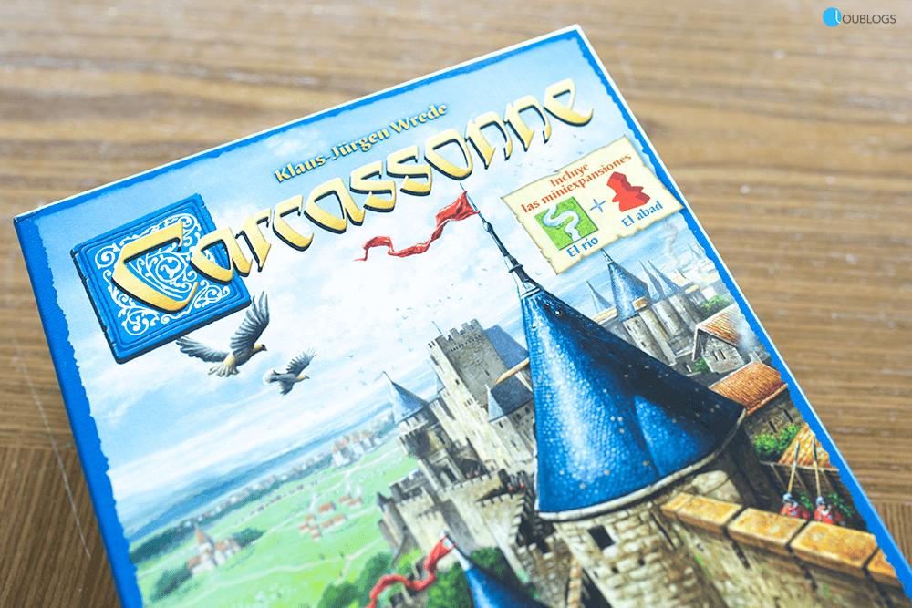 Juego Carcassonne con expansiones