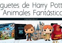 Juguetes de Harry Potter y Animales Fantásticos