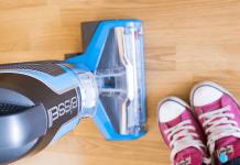 Aspirador y limpiador 3 en 1 Bissell Crosswave