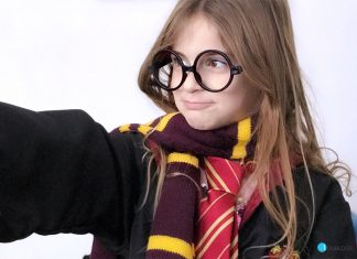 Disfraces de Harry Potter para niños