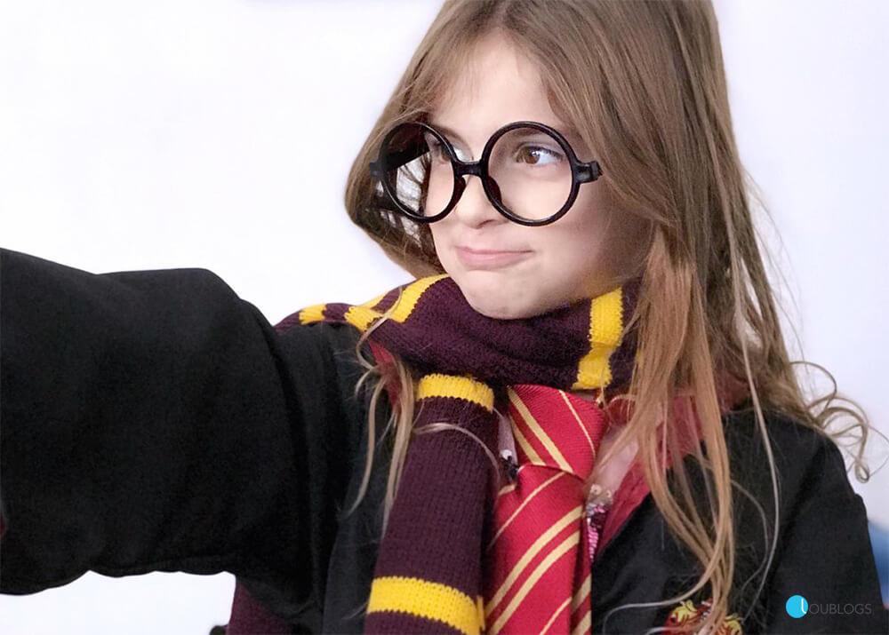 Disfraces de Harry Potter para niños