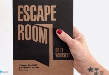 Escape room. Do it yourself: 4 juegos de escape para montar en casa