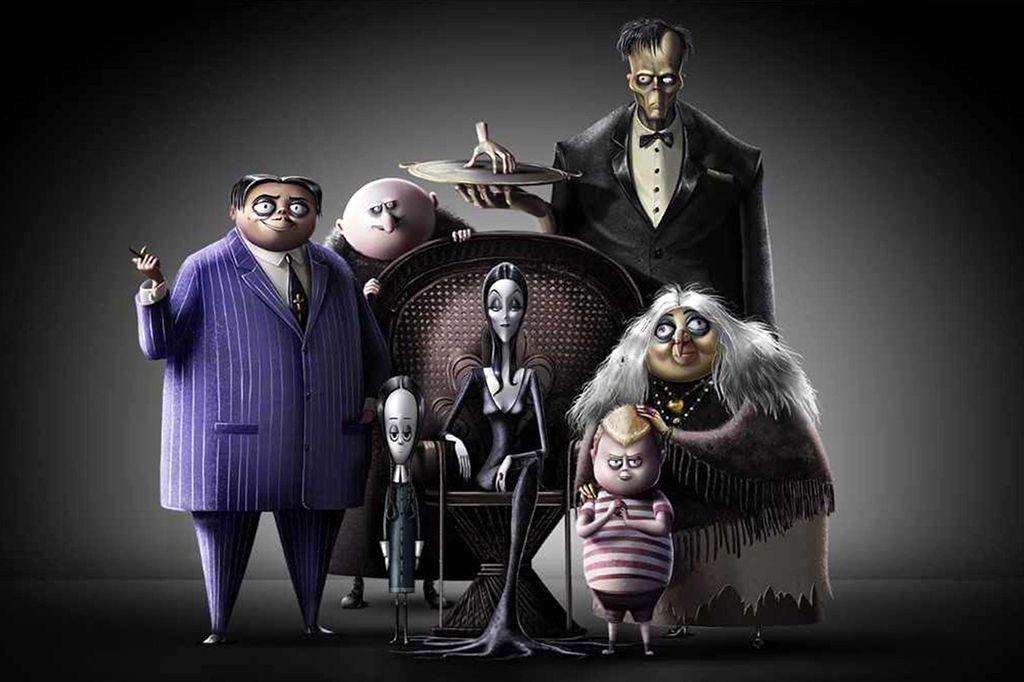 Familia Addmas 2019, película de animación