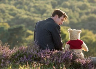 christopher robin en DVD