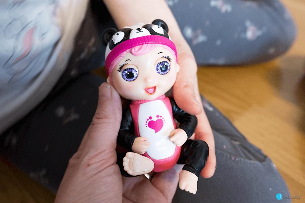 Tiny Toes las muñecas interactivas que caben en la palma de la mano