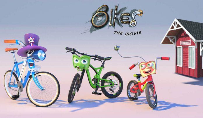bikes la película