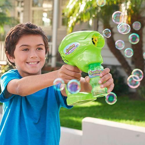Gazillion Bubbles Battle Blaster