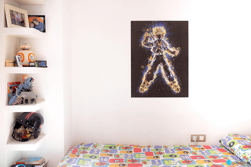 Decoramos la habitación de los niños