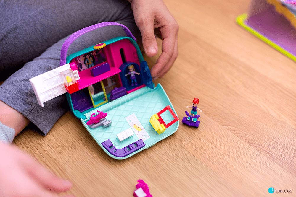 play sets polly pocket