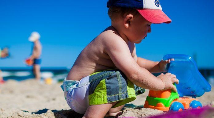 5 consejos para disfrutar en la playa con los niños este verano