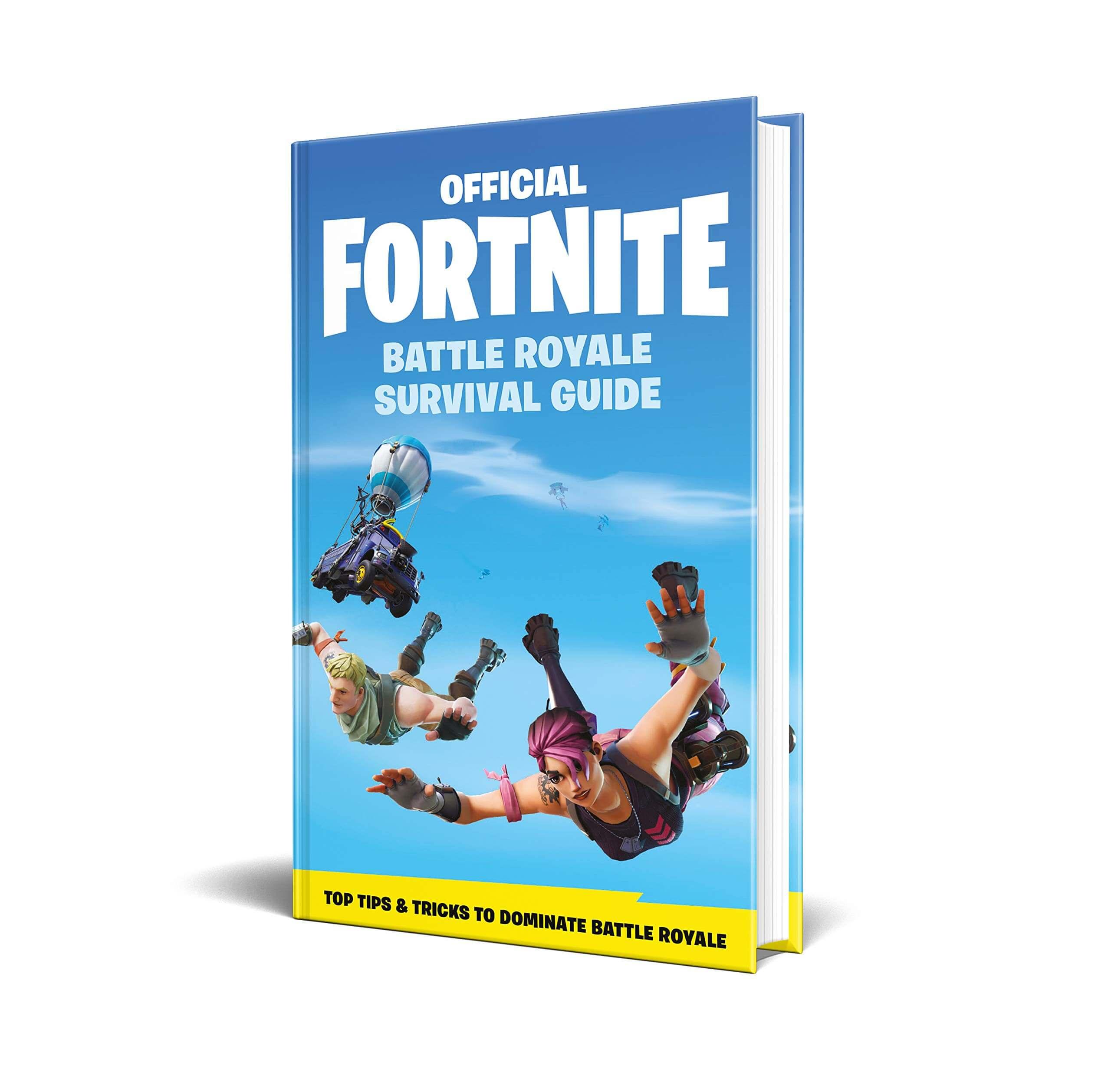 libro oficial fortnite