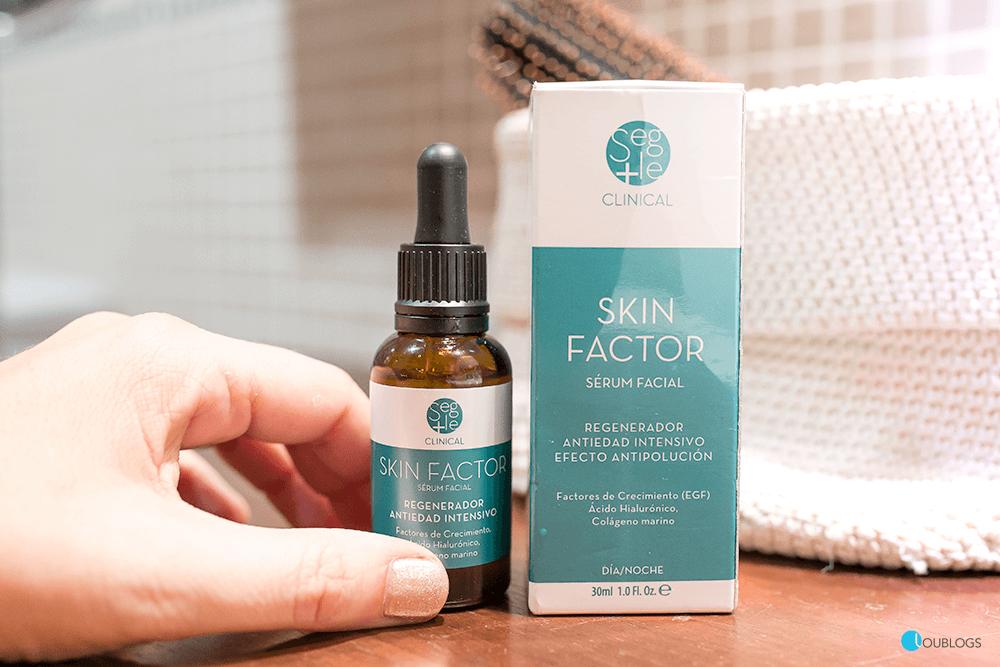 skin factor de segle clinical