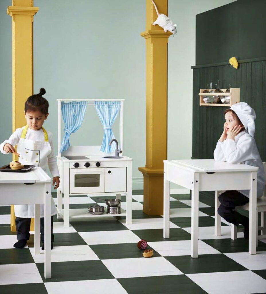 Cocina para niños de Ikea