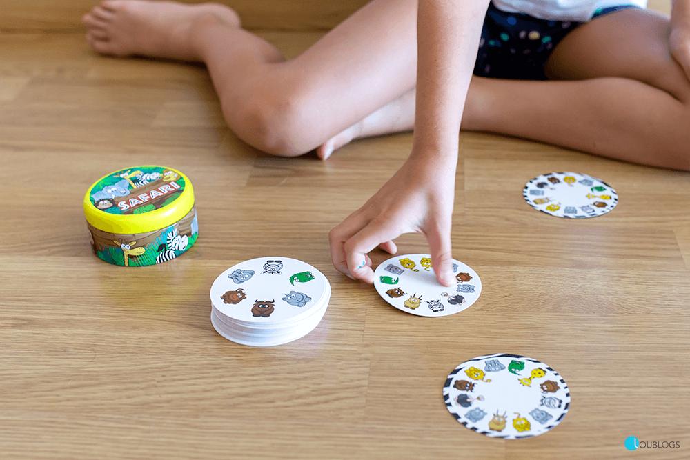 safari de falomir juegos