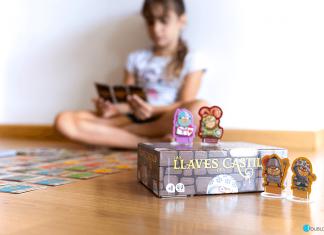 Las llaves del castillo un juego de estrategia de falomir juegos