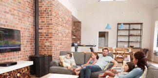 Los beneficios de las noches en familia