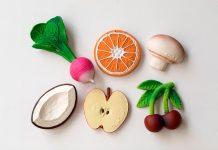 Colección Fruits&Veggies de Oli&Carol