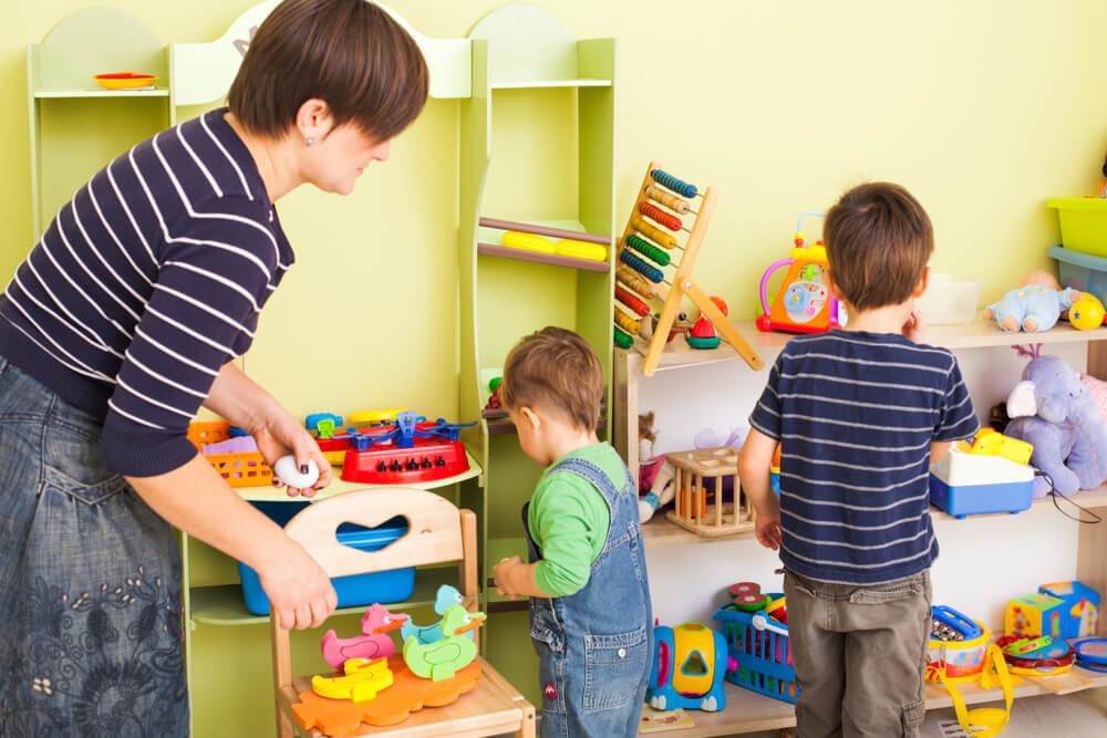 Cómo mantengo mi casa organizada con 3 niños