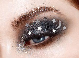Maquillaje celestial