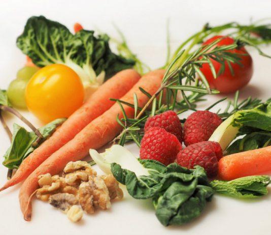 5 piezas de fruta o verdura al día
