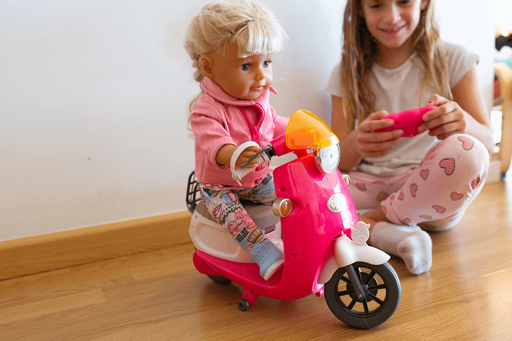BABY born Scooter RC